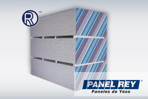 Producto Panel Rey Monterrey - Panel de Yeso Regular